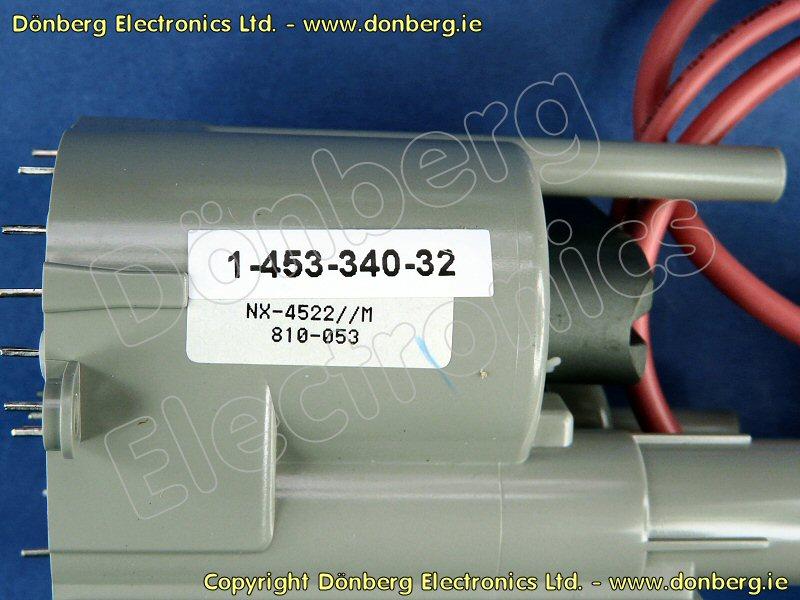 Line Output Transformer / Flyback: 145334041 - LINE OUTPUT